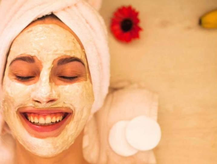 Schmoo Honey & Oatmeal Facial