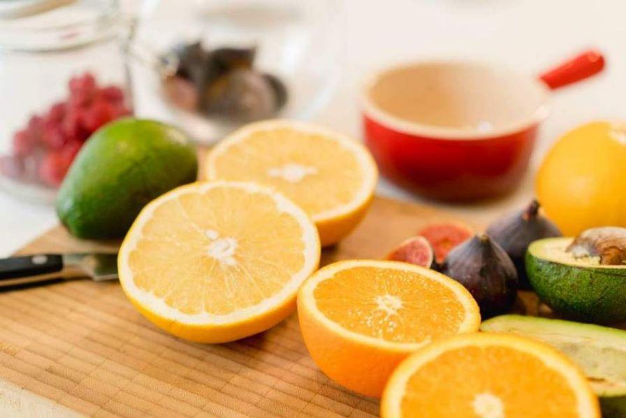 Natural fruit ingredients